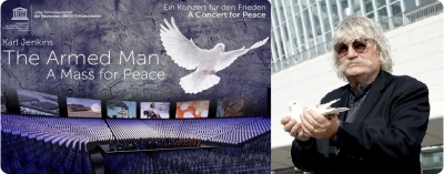 "The Armed Man – A Mass for Peace"" von Sir Karl Jenkins The Armed Man – A Mass for Peace"" von Sir Karl Jenkins The Armed Man"
