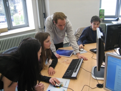 """Computerspaß – Fit am PC"" in der Stadtbibliothek"